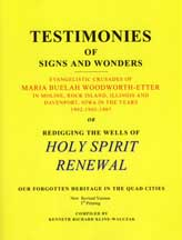 Testimonies of Signs and Wonders