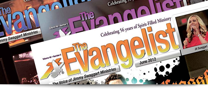Missing: Jimmy Swaggart's Evangelist Magazines | Flower