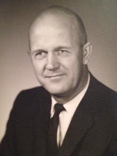 Rev. Henry Jauhiainen, circa 1965