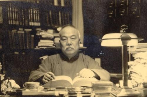 Dr. Wang Yun-Wu, Vice Premier of the Republic of China (1958-1963)