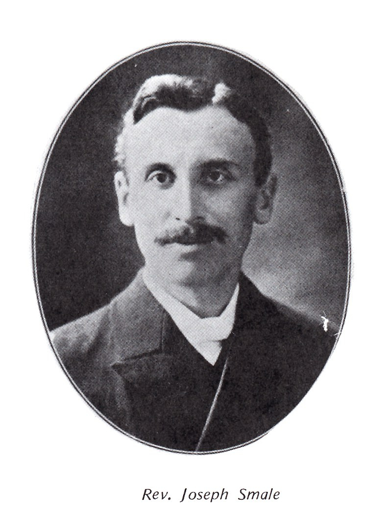 Joseph Smale - FBCLA