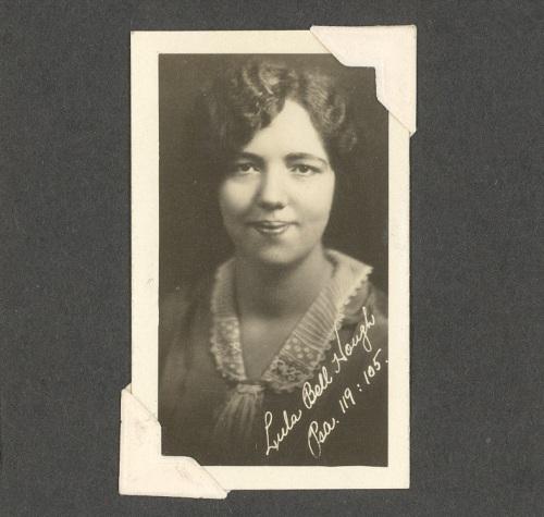 Lula Bell Hough