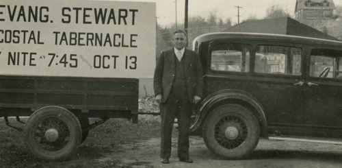 Stewart auto revival