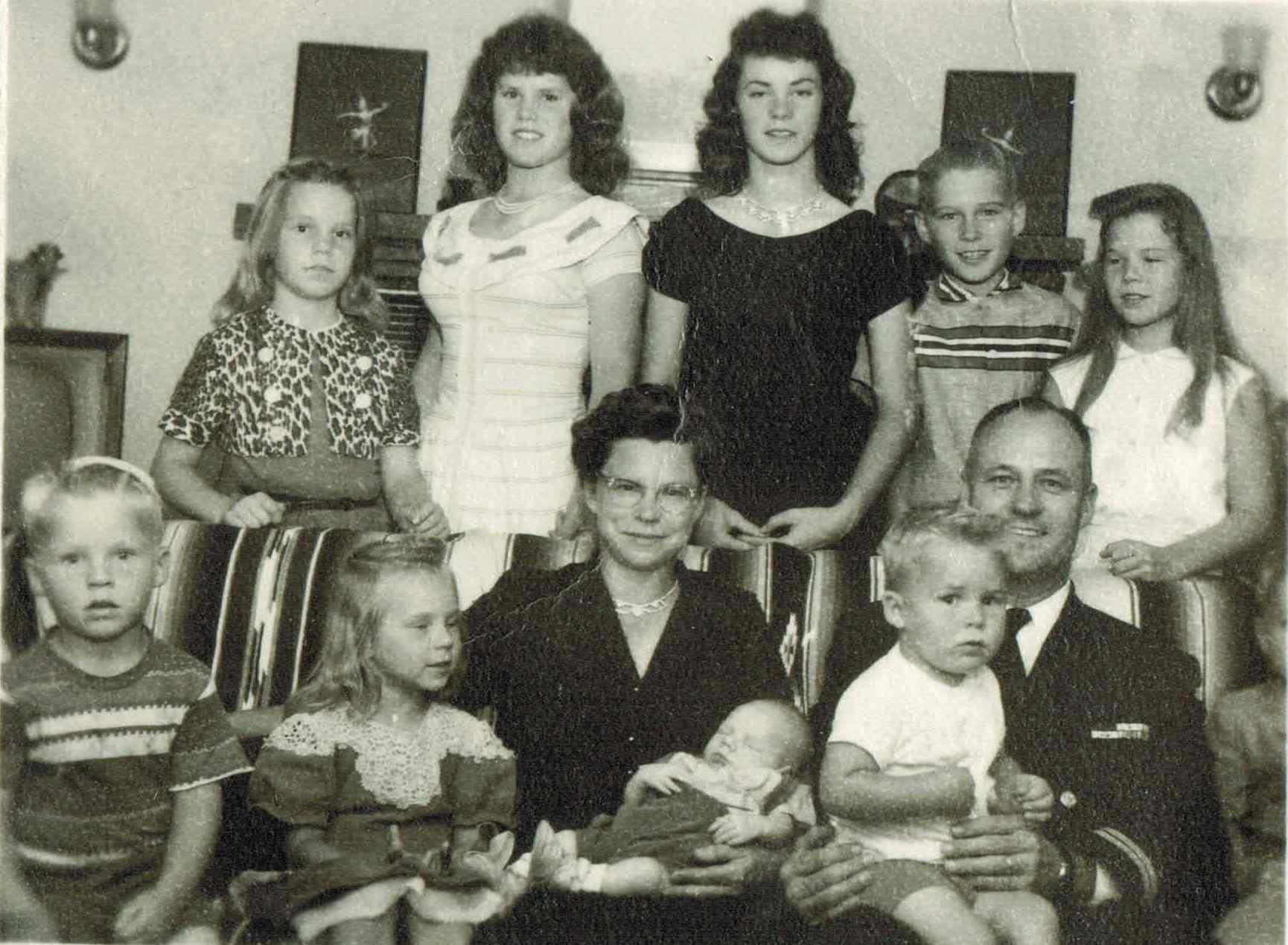 Linzey 1958 El Cajon, CA