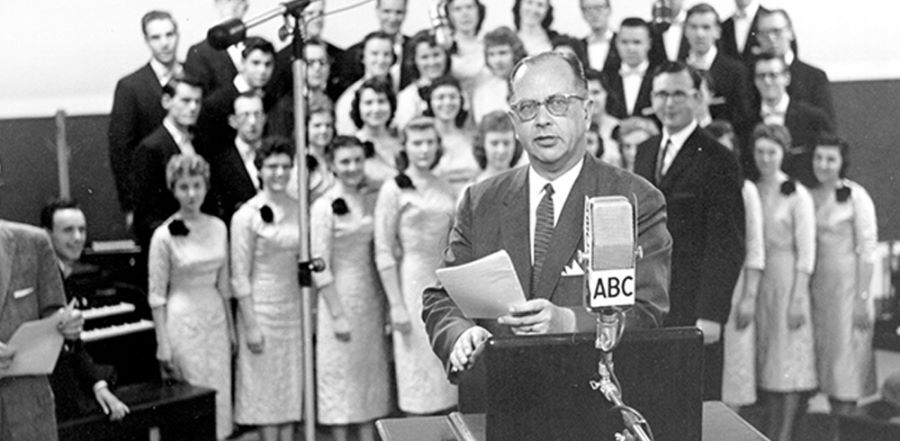 Revivaltime: How Radio Helped Shape Assemblies of God Identity