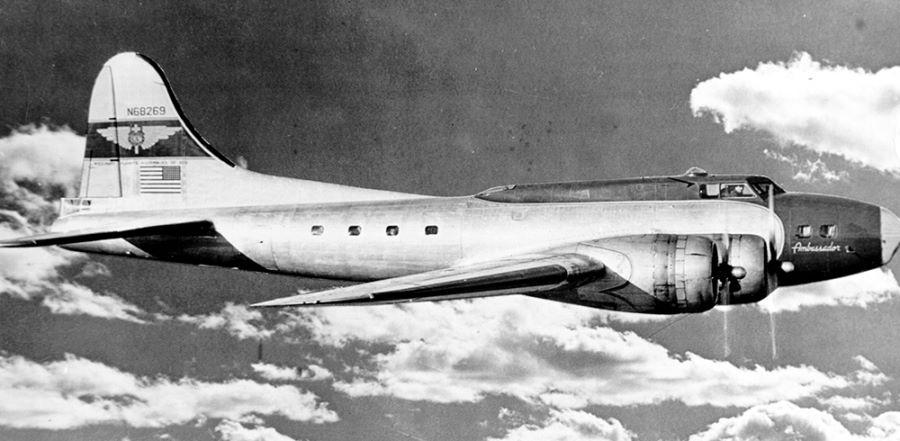 ambassador plane 1400c