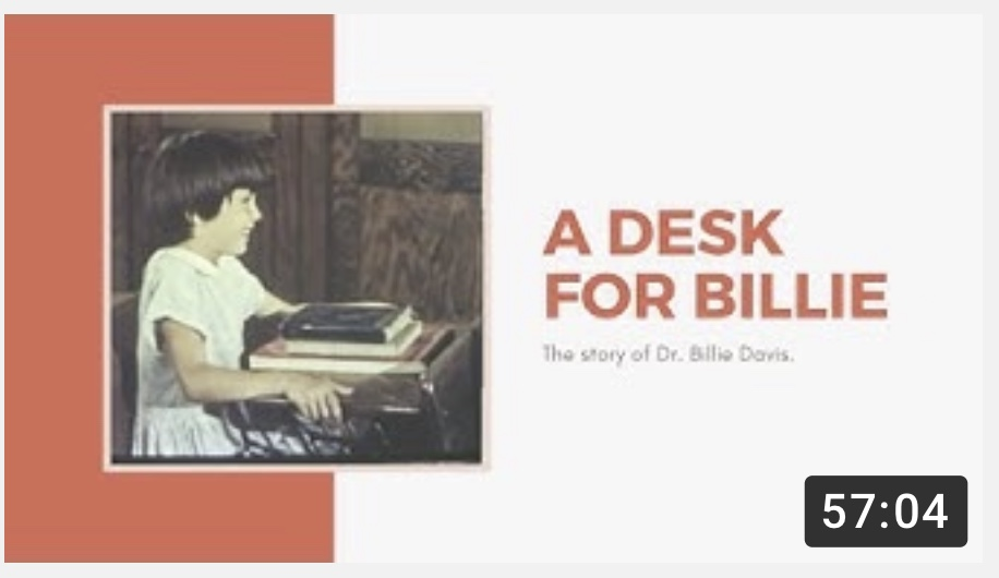 This image has an empty alt attribute; its file name is billie-desk-1.jpg
